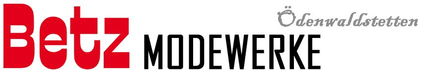 Betz Modewerke-Logo